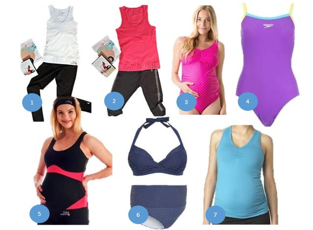 Maternity Fitness Wear Favourites