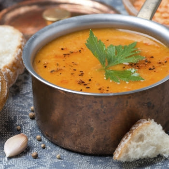 Panera Bread low Fat Vegetarian Garden Vegetable Soup