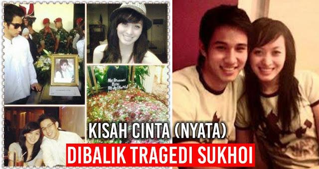 Senyuman Terakhir : Kisah Cinta (Nyata) Dibalik Tragedi Sukhoi