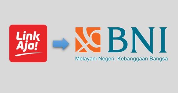 Cara Transfer Saldo LinkAja ke Rekening Bank BNI