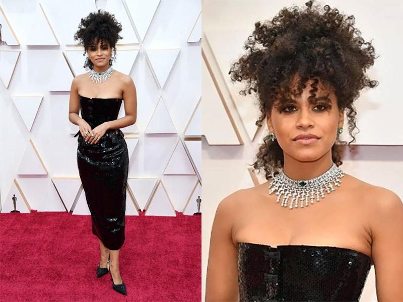 Zazie Beetz The Oscars 2020