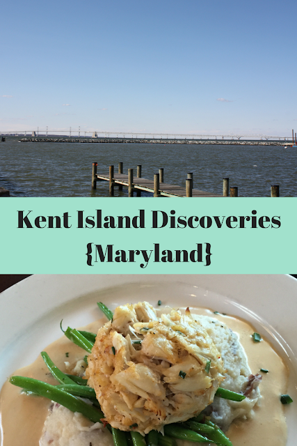 Kent Island Discoveries {Maryland} near Annapolis