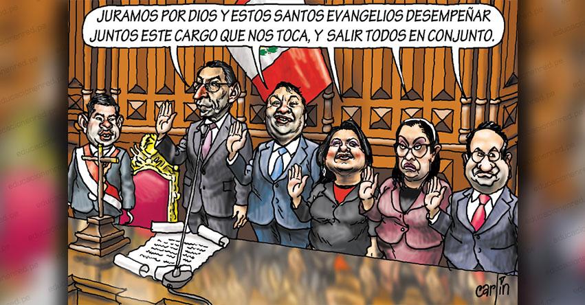 Carlincaturas Jueves 8 Octubre 2020 - La República