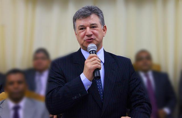 Presidente da CGADB emite comunicado sobre o coronavírus; assista