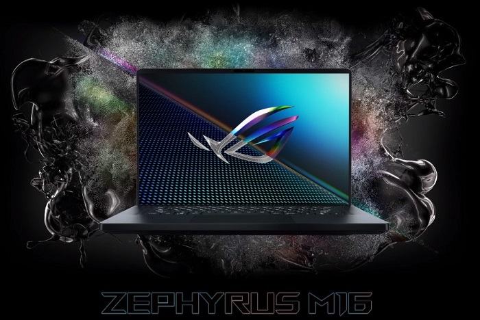 Asus ROG Zephyrus M16 Gaming Laptop From JUST RM8999