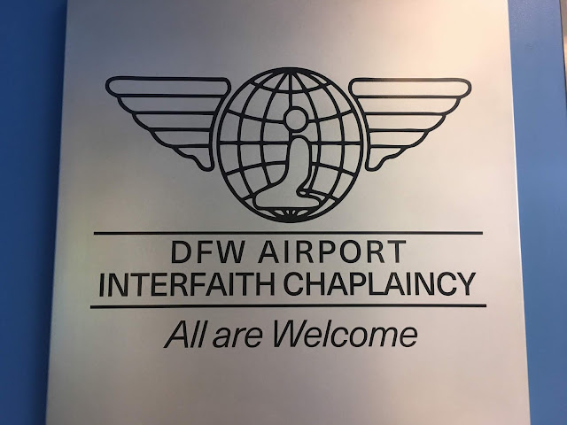 interfaith chaplaincy, DFW Airport