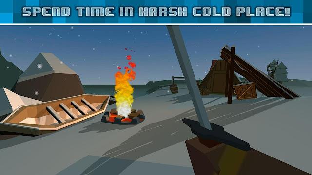 Winter Craft Survival Sim 3D APK Mod (DINERO)