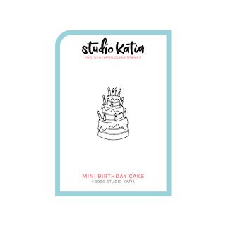 MINI BIRTHDAY CAKE