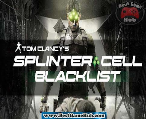 Tom Clancys Splinter Cell Blacklist PC Game Free Download
