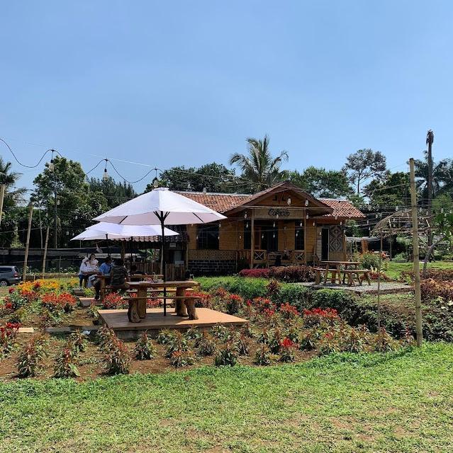Colecer Garden Cafe Bogor Harga Menu, Daya Tarik dan Lokasi