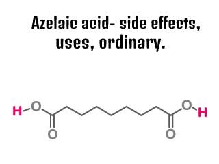 Azelaic acid.