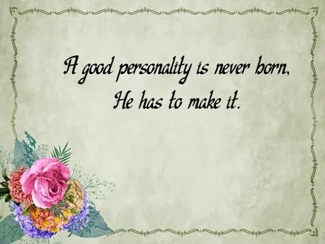 Personality Quotes in English Two Lines With Images