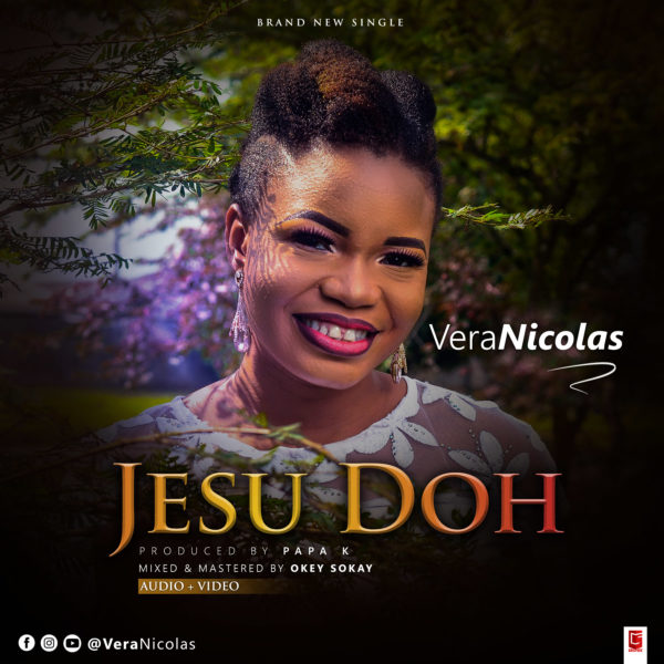 Vera Nicolas - Jesu Doh Audio & Video