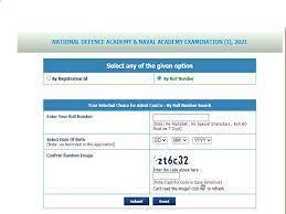 UPSC NDA 1 Recruitment 2021 Admit Card 2021 released, download here