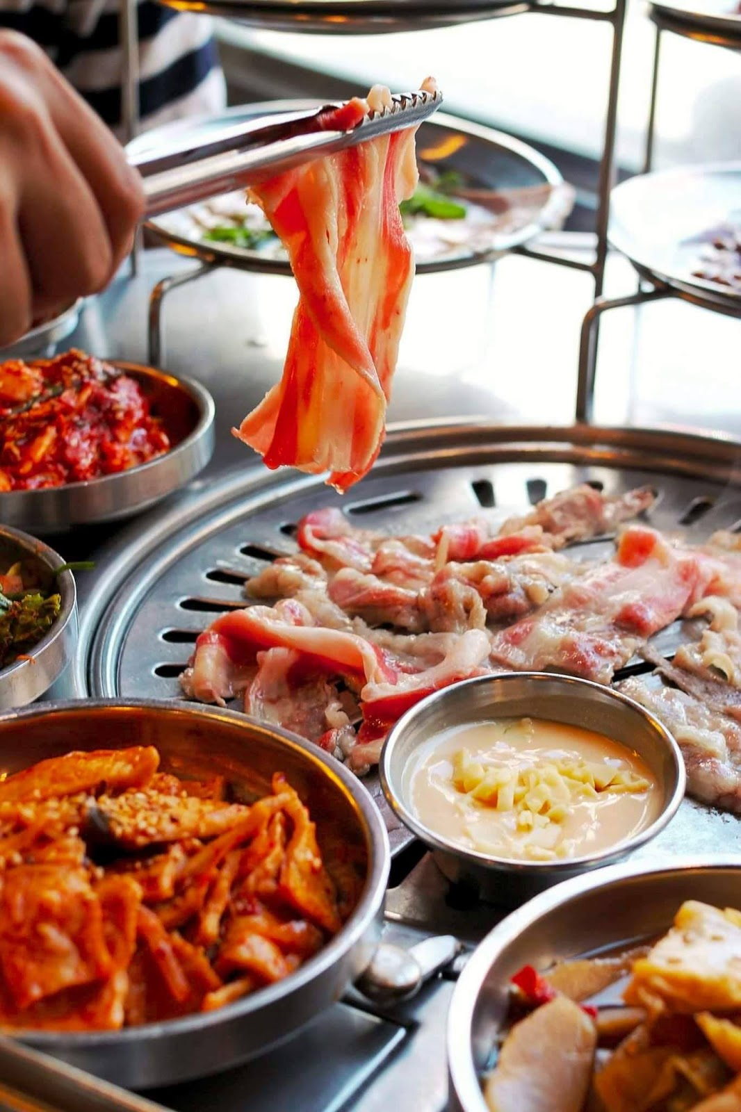 Korean Barbecue Places Near Me