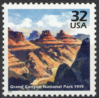 Grand Canyon National Park 1919