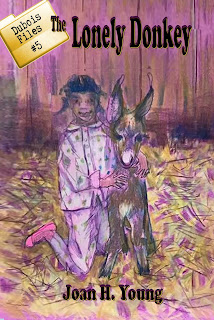 cover for book The Lonely Donkey
