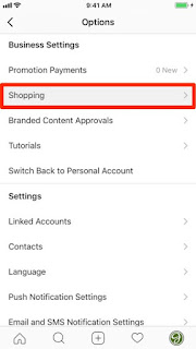 How to set up Instagram shop