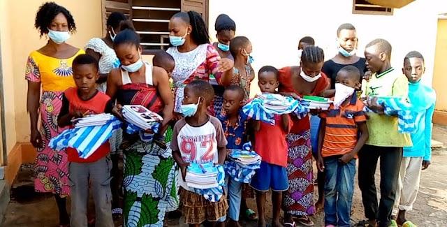 Togo : Après Doufelgou, AAVOED poursuit ses actions sociales dans Lomé et ses environs