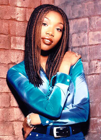 hair story: brandy norwood | Un-ruly