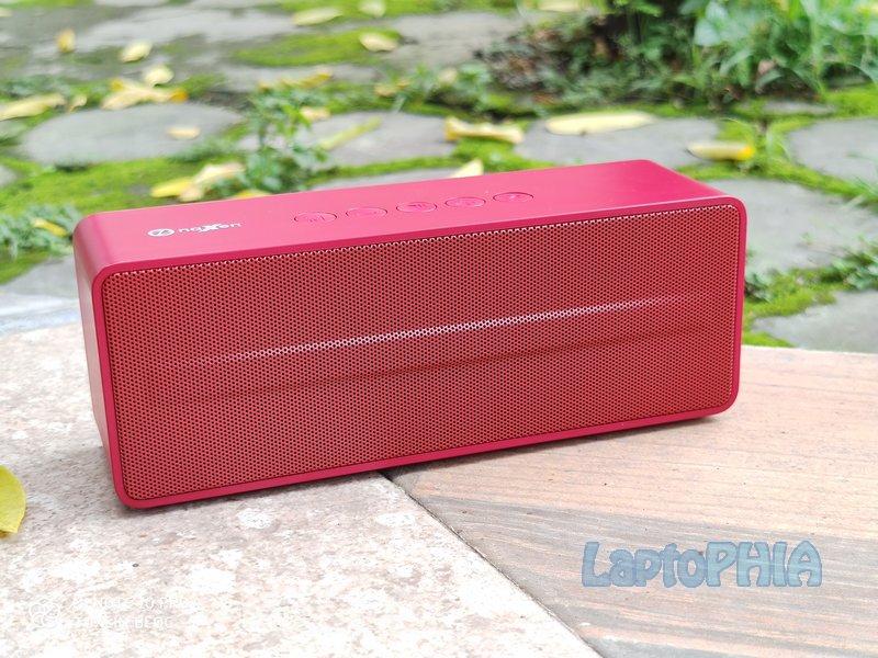 Review Naxen X7 Boombox, Speaker Bluetooth Murah dengan Kualitas Lumayan
