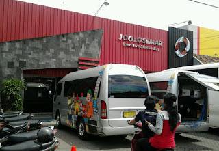 Travel Salatiga Jakarta