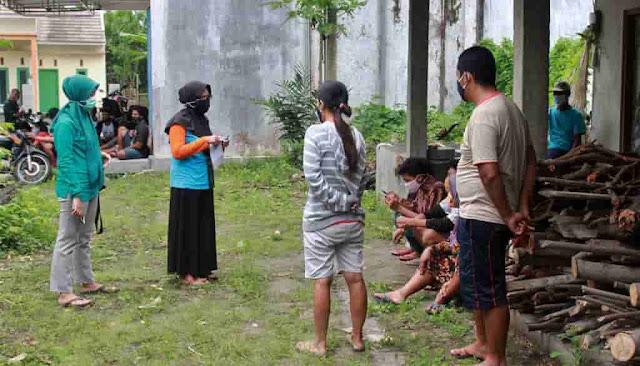 Gotong Royong Warga Kota Kediri di Pemakaman PDP Covid-19 dan Kewaspadaan Taati Aturan