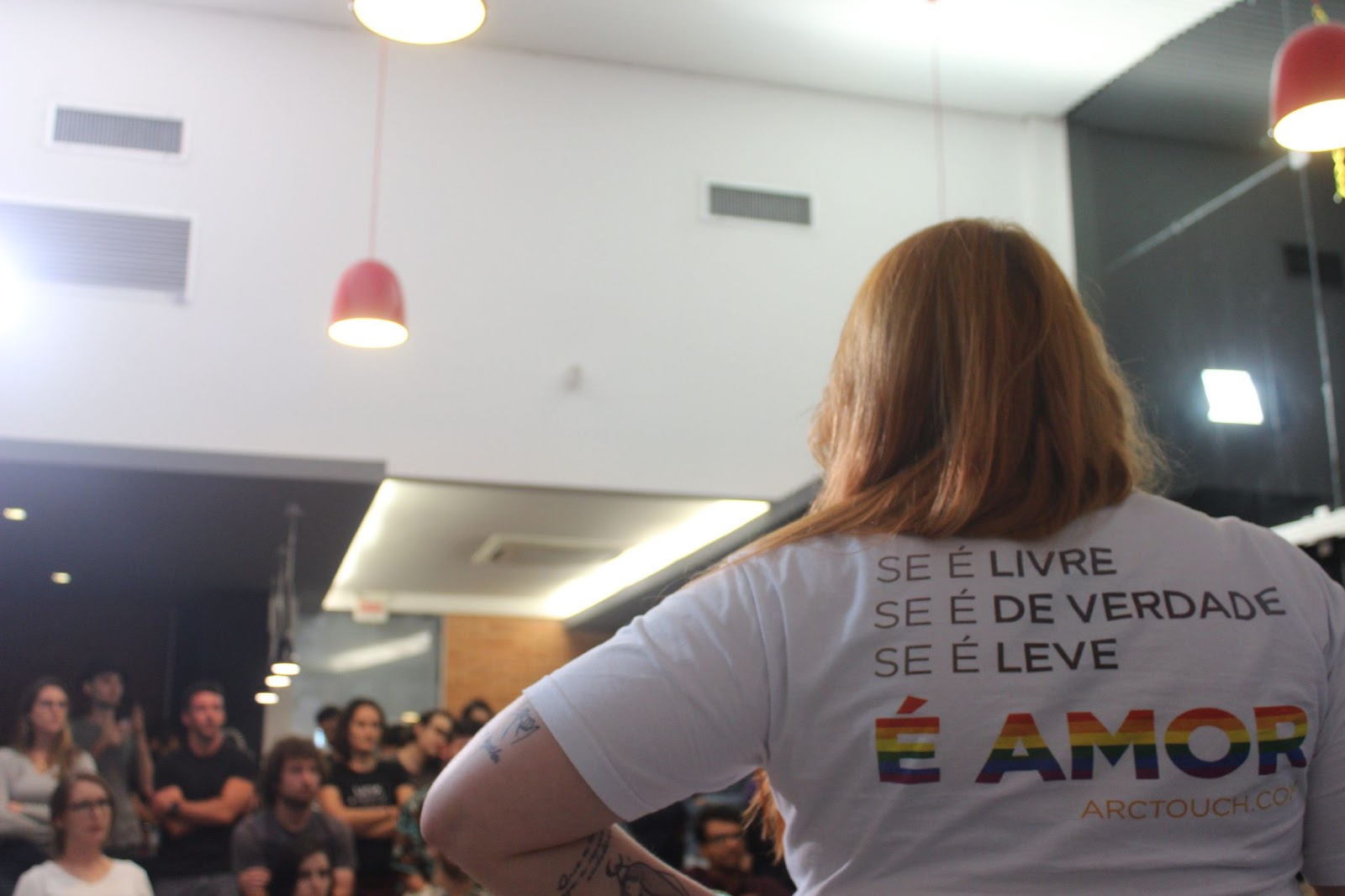 Image from GDG Floripa event