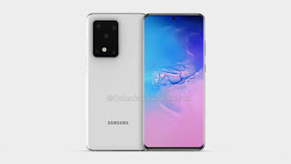 Samsung Galaxy S11 Kamera Utama 108MP plus Telefoto 48MP