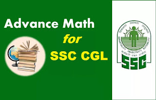 Advance Maths Questions for SSC CGL Set 3