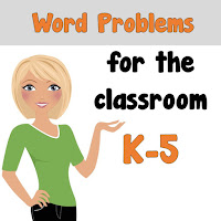 Word Problems Resources for the Classroom