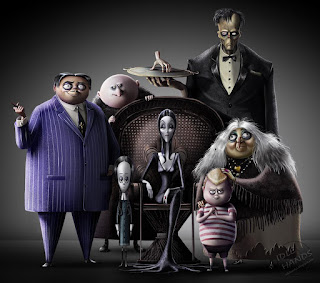 MGM Addams Family Animated Feature Film