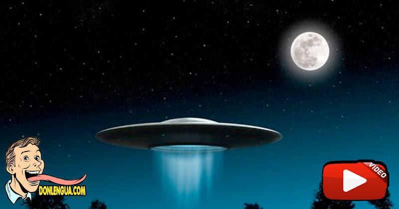 OVNI apareció por segundos sobre el cielo del Estado Zulia