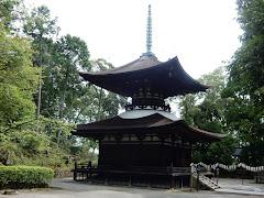 石山寺多宝塔