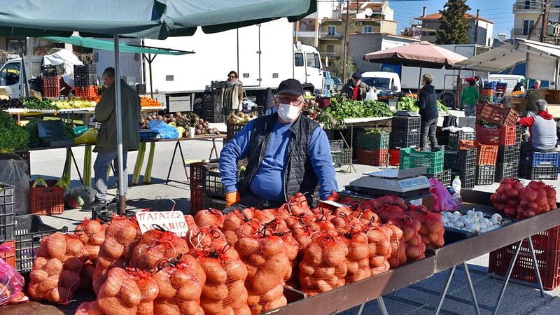 Ομοσπονδία Αγροτικών Συλλόγων Έβρου: Σε απόγνωση οι παραγωγοί λαϊκών αγορών του Έβρου