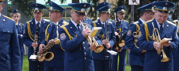 Командування Повітряних Сил купить саксофон