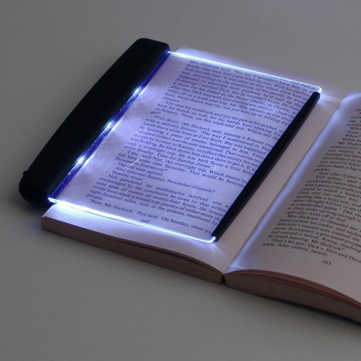 Carson PageGlow Rechargeable and Battery Powered LED Reading Lights