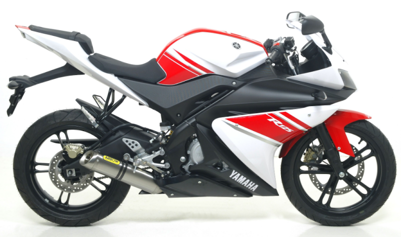 Yamaha YZF-R125 Top Speed (2008) - MPH, KMPH & More