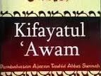 Terjemah Kitab Tauhid Kifayatul 'Awam