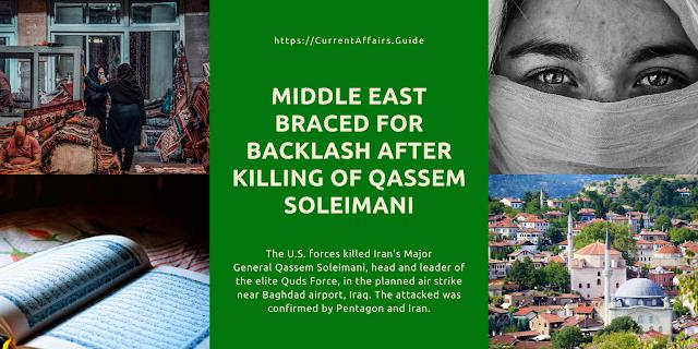 Middle East Braced for Backlash After Killing of Qassem Soleimani - Editorial
