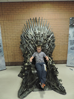 bournemouth film and comic con game of thrones