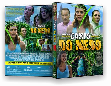 DVD Campo do Medo 2019 - ISO