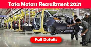ITI Jobs Vacancy In TATA Motors Ltd Cars Manufacturing Plant Sanand, Gujarat | Walk In Interview Drive