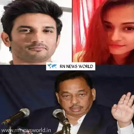 Sushant-Singh-Rajput-and-Disha-Salian-were-murdered-alleges-former-Maharashtra-CM-Narayan-Rane