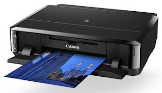 Canon PIXMA iP7260 print quality is what we've come to expect from Canon; sharp, dense, black print of text on plain paper with clean