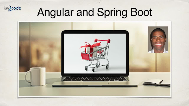 Full Stack: Angular and Spring Boot