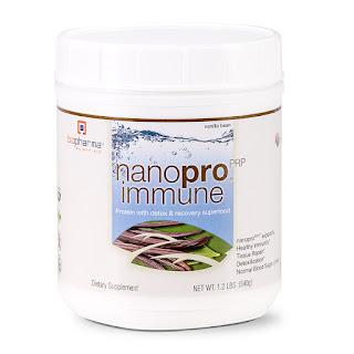 Nanopro Immune: Vanilla