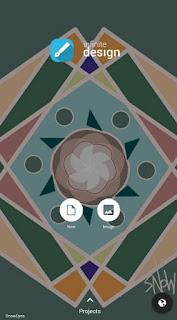 Infinite design aplikasi menggambar logo gratis terbaru