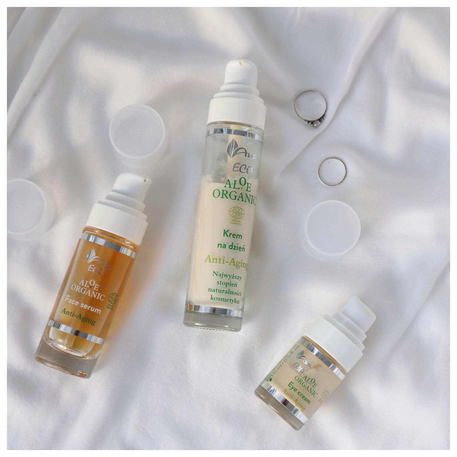 Naturalna pielęgnacja cery z serią Ava Aloe Organic