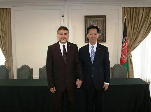 Embassy of Afghanistan in Japan 駐日アフガニスタン大使館: 21/10/2013
